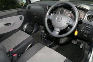 2005 Daihatsu Charade L251RS Green 4 Speed Automatic Hatchback