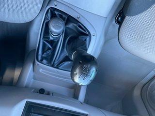 2015 Mitsubishi Triton MN MY15 GLX Silver 5 Speed Manual Cab Chassis