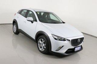 2017 Mazda CX-3 DK Maxx (FWD) Grey 6 Speed Automatic Wagon