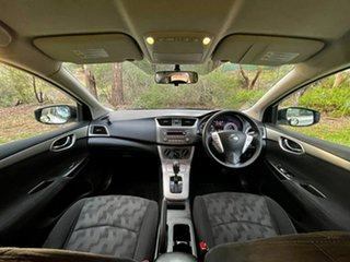 2013 Nissan Pulsar B17 ST Diamond White 1 Speed Constant Variable Sedan