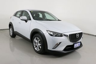 2017 Mazda CX-3 DK Maxx (FWD) Grey 6 Speed Automatic Wagon.