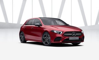 2021 Mercedes-Benz A-Class W177 801+051MY A250 DCT 4MATIC Designo Patagonia Red 7 Speed