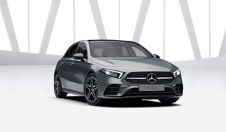 2021 Mercedes-Benz A-Class W177 801+051MY A250 DCT 4MATIC Mountain Grey 7 Speed