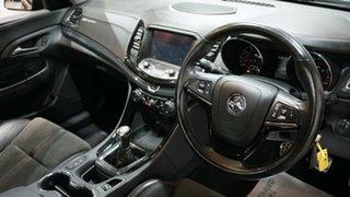 2014 Holden Ute VF MY14 SV6 Ute Storm Black 6 Speed Manual Utility