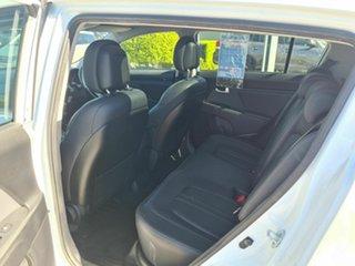 2015 Kia Sportage SL MY14 Platinum AWD White 6 Speed Sports Automatic Wagon