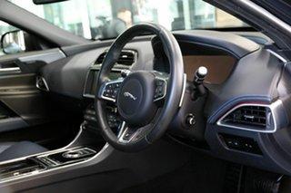 2017 Jaguar XE X760 MY18 R-Sport Blue 8 Speed Sports Automatic Sedan.