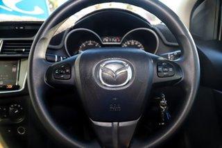 2018 Mazda BT-50 UR0YG1 XT 4x2 Hi-Rider Gun Blue 6 Speed Sports Automatic Utility