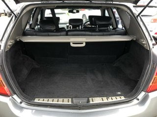 2007 Nissan Murano Z50 TI Grey 6 Speed Constant Variable Wagon
