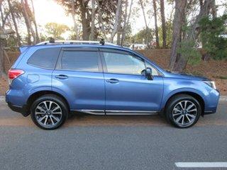 2016 Subaru Forester S4 MY17 XT CVT AWD Premium Blue 8 Speed Constant Variable Wagon.