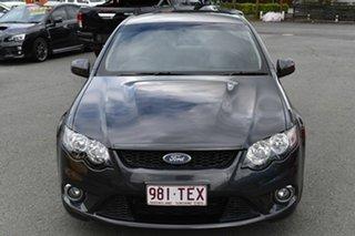 2008 Ford Falcon FG XR8 Grey 6 Speed Auto Seq Sportshift Sedan.