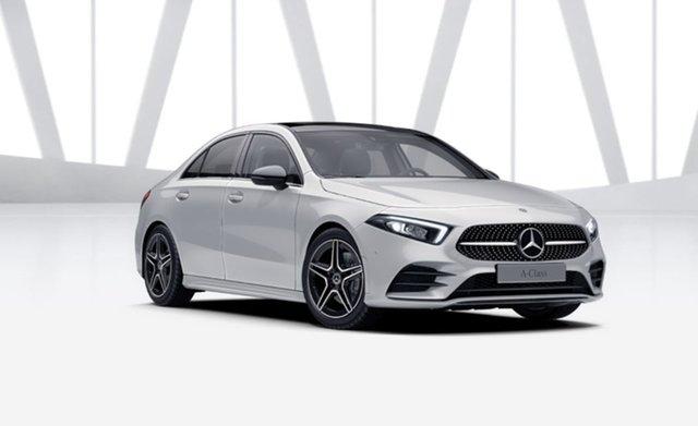 Demonstrator Mercedes-Benz A-Class V177 801+051MY A250 DCT 4MATIC Mulgrave, 2021 Mercedes-Benz A-Class V177 801+051MY A250 DCT 4MATIC Digital White 7 Speed