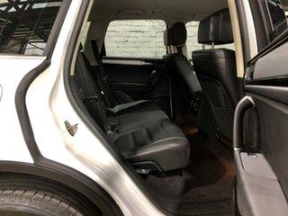 2015 Volkswagen Touareg 7P MY15 150TDI Tiptronic 4MOTION White 8 Speed Sports Automatic Wagon