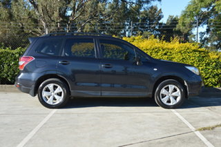 2013 Subaru Forester S4 MY13 2.5i Lineartronic AWD Grey 6 Speed Constant Variable Wagon