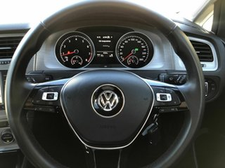 2016 Volkswagen Golf VII MY17 92TSI DSG Comfortline White 7 Speed Sports Automatic Dual Clutch Wagon