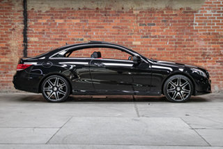 2015 Mercedes-Benz E-Class C207 806MY E250 7G-Tronic + Black 7 Speed Sports Automatic Coupe