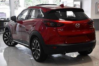 2021 Mazda CX-3 DK4W7A Akari SKYACTIV-Drive i-ACTIV AWD Red 6 Speed Sports Automatic Wagon