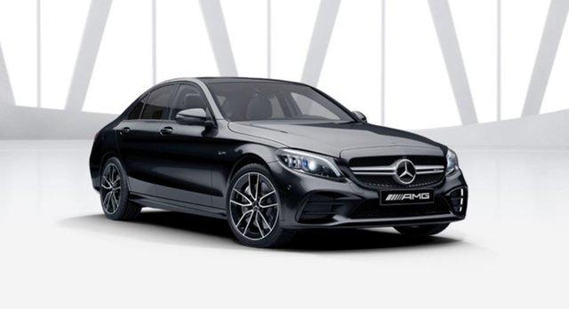 New Mercedes-Benz C-Class W205 801MY C43 AMG 9G-Tronic 4MATIC Mulgrave, 2021 Mercedes-Benz C-Class W205 801MY C43 AMG 9G-Tronic 4MATIC Obsidian Black 9 Speed