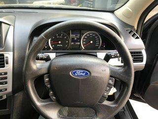 2013 Ford Falcon FG MK2 XR6 Black 6 Speed Auto Seq Sportshift Utility