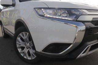 2019 Mitsubishi Outlander ZL MY20 ES 2WD Starlight 6 Speed Constant Variable Wagon.
