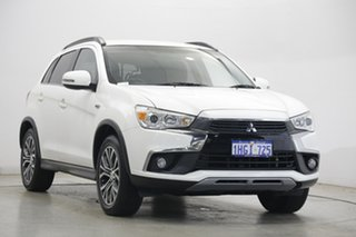 2016 Mitsubishi ASX XB MY15.5 LS White 6 Speed Sports Automatic Wagon