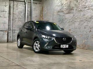 2016 Mazda CX-3 DK2WSA Maxx SKYACTIV-Drive Grey 6 Speed Sports Automatic Wagon.