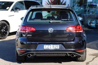 2015 Volkswagen Golf VII MY15 GTI DSG Black 6 Speed Sports Automatic Dual Clutch Hatchback