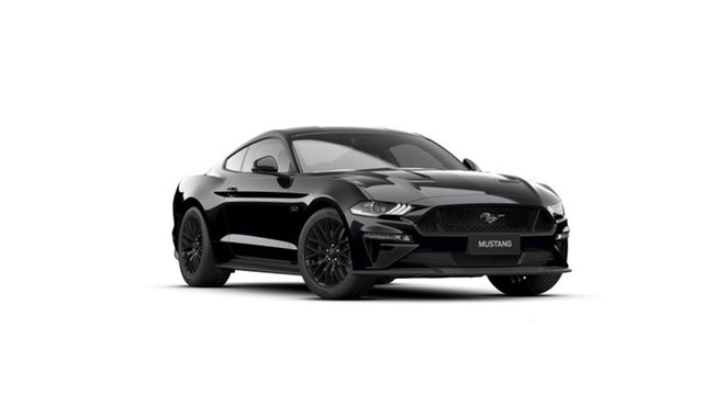New Ford Mustang FN 2021.50MY GT Beaudesert, 2021 Ford Mustang FN 2021.50MY GT Shadow Black 10 Speed Sports Automatic Fastback
