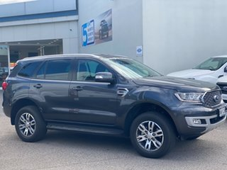 2021 Ford Everest UA II 2021.25MY Trend Meteor Grey 10 Speed Sports Automatic SUV