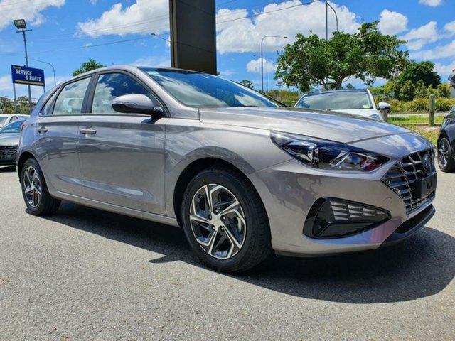 New Hyundai i30 PD.V4 MY21 Mount Gravatt, 2021 Hyundai i30 PD.V4 MY21 Fluidic Metal 6 Speed Sports Automatic Hatchback