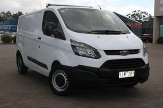 2015 Ford Transit Custom VN MY15.50 330L (LWB) White 6 Speed Manual Van.