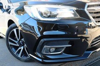 2018 Subaru Liberty MY18 3.6R Premium Black Continuous Variable Sedan.