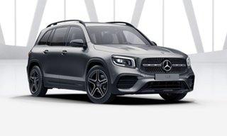 2021 Mercedes-Benz GLB-Class X247 801+051MY GLB200 DCT Mountain Grey 7 Speed