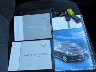 2006 Nissan Tiida C11 ST-L Grey 4 Speed Automatic Sedan