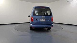 2017 Volkswagen Caddy 2K MY17 Maxi Trendline TSI220 Blue 7 Speed Auto Direct Shift Wagon