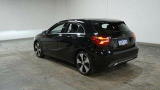 2016 Mercedes-Benz A-Class W176 807MY A200 DCT Black 7 Speed Sports Automatic Dual Clutch Hatchback.