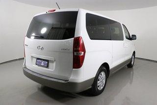 2017 Hyundai iMAX TQ Series II (TQ3) UPG White 6 Speed Manual Wagon