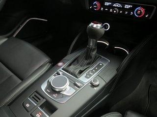 2018 Audi RS 3 8V MY18 Sportback S Tronic Quattro Black 7 Speed Sports Automatic Dual Clutch