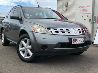 2007 Nissan Murano Z50 TI Grey 6 Speed Constant Variable Wagon.