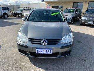 2007 Volkswagen Golf 1K 1.9 TDI Comfortline Grey 6 Speed Manual Hatchback.
