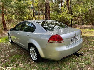 2008 Holden Commodore VE MY09 60th Anniversary Silver 4 Speed Automatic Sedan.