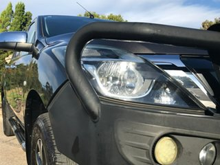 2016 Mazda BT-50 UR0YF1 XTR 4x2 Hi-Rider Grey 6 Speed Manual Utility