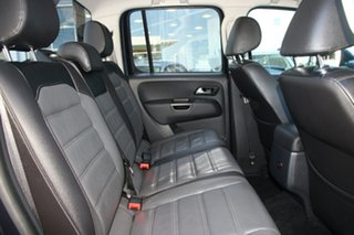 2018 Volkswagen Amarok 2H MY18 TDI550 4MOTION Perm Highline Blue 8 Speed Automatic Utility