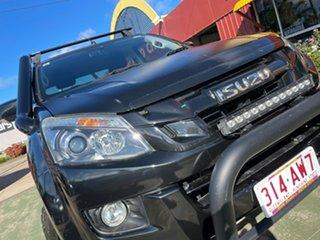 2014 Isuzu D-MAX MY14 LS-M Crew Cab 5 Speed Manual Utility.