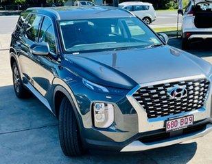 2020 Hyundai Palisade LX2.V1 MY21 AWD Rain Forest 8 Speed Sports Automatic Wagon.