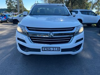 2017 Holden Colorado RG MY17 LS White 6 Speed Manual Cab Chassis