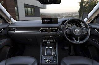 2021 Mazda CX-5 KF4WLA GT SKYACTIV-Drive i-ACTIV AWD SP Silver 6 Speed Sports Automatic Wagon.