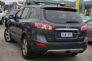 2011 Hyundai Santa Fe CM MY11 Highlander Grey 6 Speed Sports Automatic Wagon