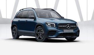 2021 Mercedes-Benz GLB-Class X247 801+051MY GLB250 DCT 4MATIC Denim Blue 8 Speed