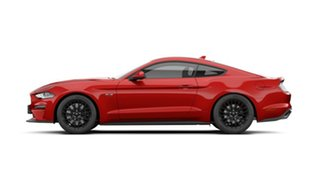 2021 Ford Mustang FN 2021.50MY GT Rapid Red 10 Speed Sports Automatic Fastback.