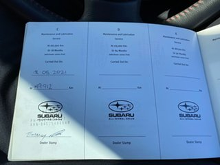 2009 Subaru Impreza G3 MY10 WRX AWD Silver 5 Speed Manual Hatchback